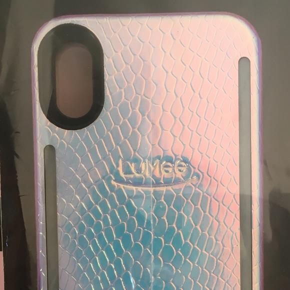LuMee Accessories - Brand New! LuMee Duo Mermaid Case - iPhone X or Xs